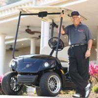 Street Legal Golf Cart by Coastal Carts