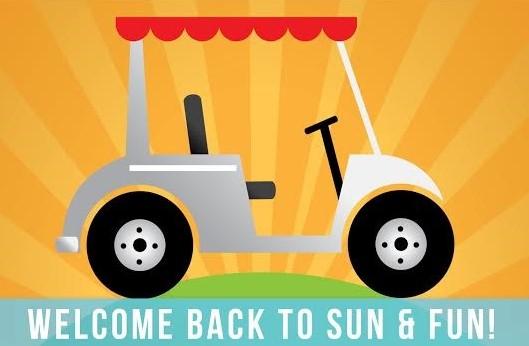Welcome Back to Sun & Fun with Coastal Carts November 16, 2015