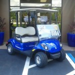 Used Golf Cart - Yamaha