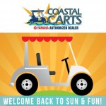 Welcome Back to Sun & Fun at Coastal Carts November 16, 2015