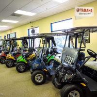 Coastal Carts Showroom 3