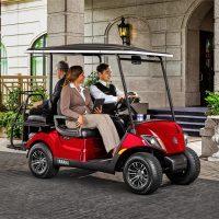 Yamaha Street Legal Golf Carts available at Coastal Carts