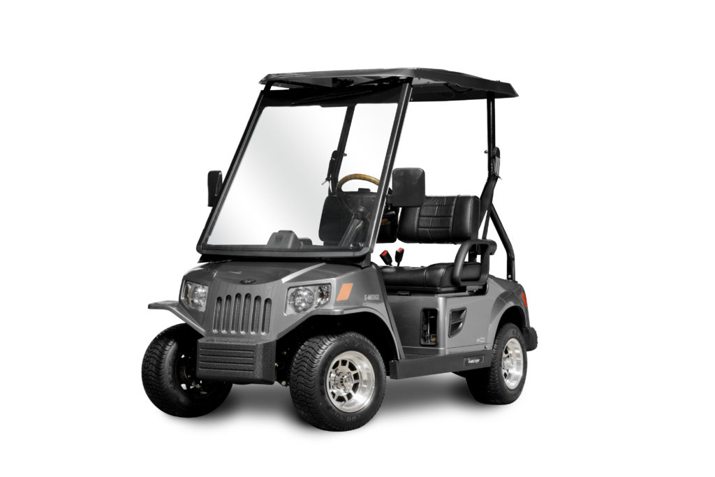 Tomberlin Street Legal Golf Cart available at Coastal Carts