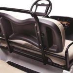 Concierge 4 Commercial Cart Legroom Handle Bar