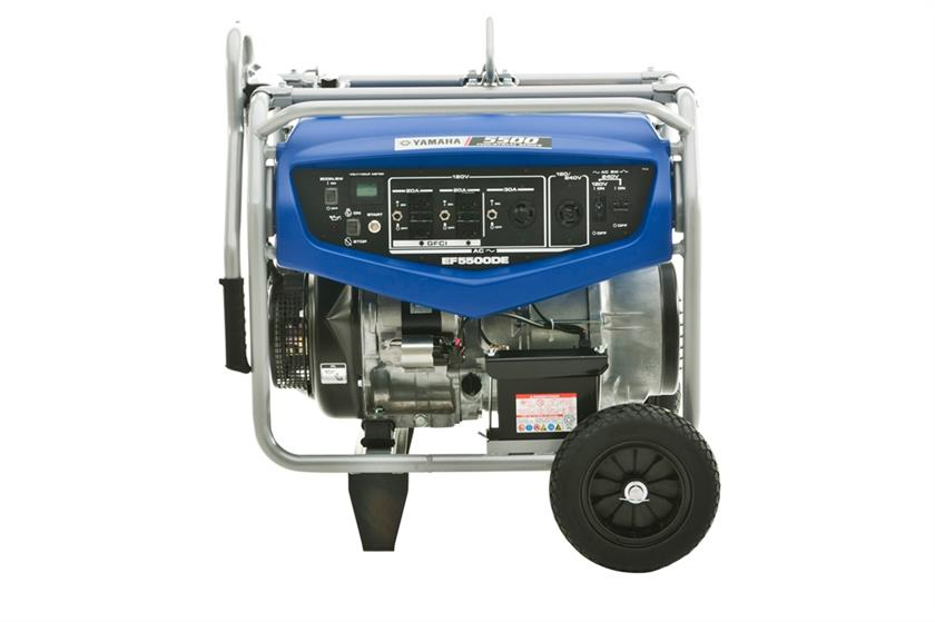 Yamaha EF5500DE-D Generator available at Coastal Carts