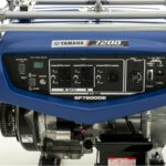 ef7200-02 generator by Yamaha available at Coastal Carts