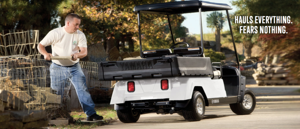 Commercial Carts available at Coastal Carts