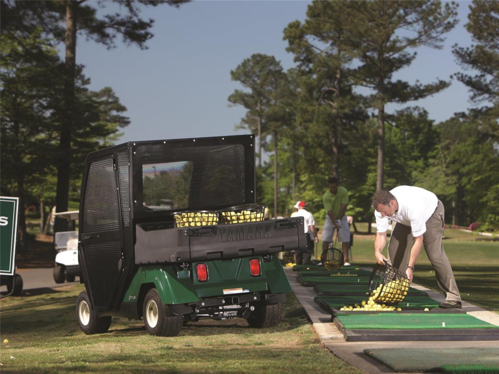 Range Picker by Yamaha available at Coastal Carts