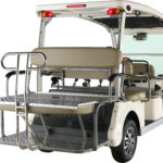 Cruzer LSV by United Smart EV available at Coastal Carts