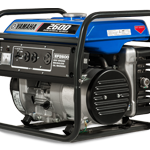 Yamaha EF2600 Generator available at Coastal Carts