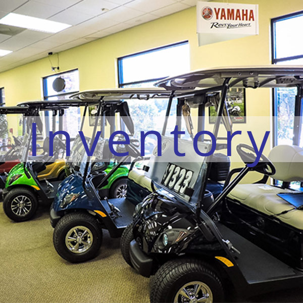 Coastal Carts Inventory - Click to be taken to Coastal Carts Inventory of available golf carts