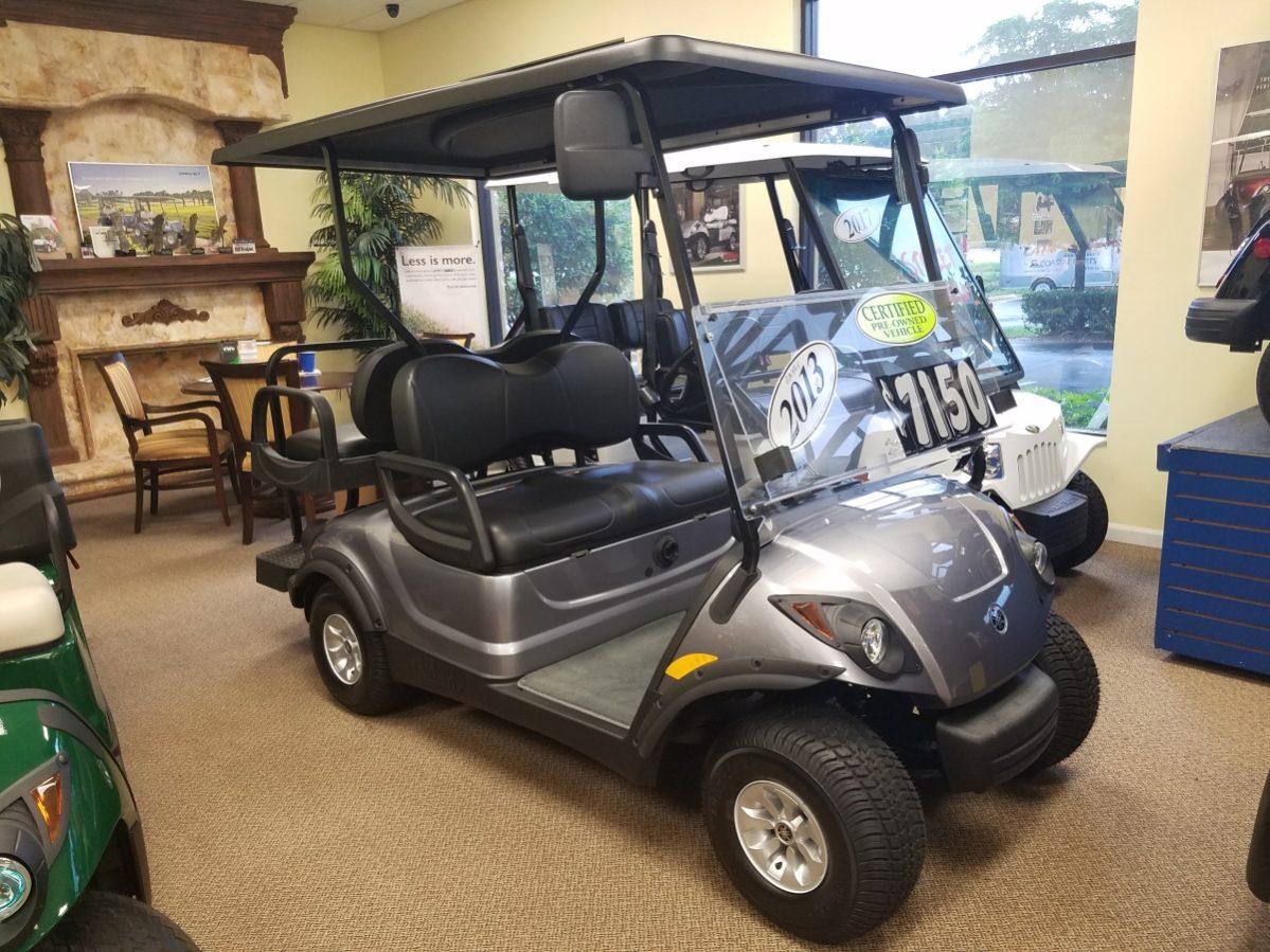 Carts parts n service golf cart repair sales autos post for Yamaha golf cart dealers in florida